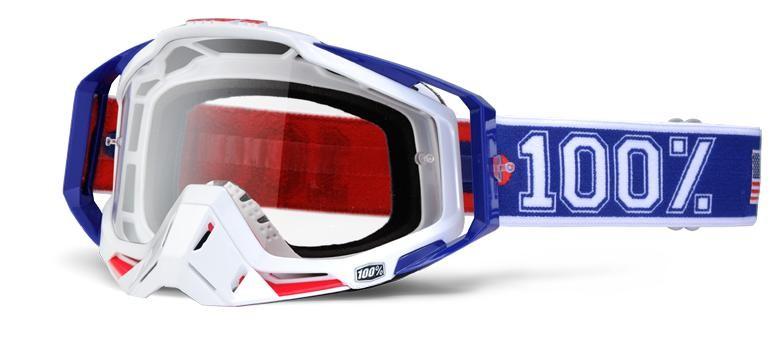 Goggles 100% Racecraft Varsity Clear