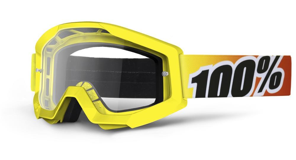 Goggles 100% Strata Sunny Day Clear