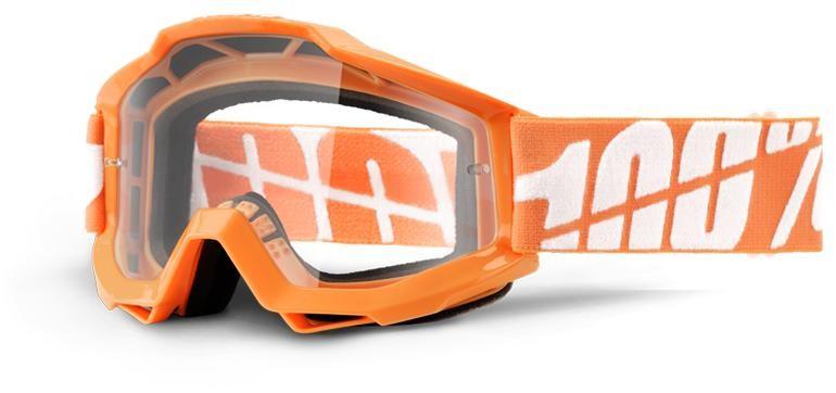Goggles 100% Acc Caltrans Clear