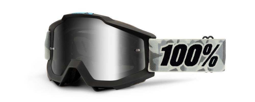 Goggles 100% Acc Alpine Mirror Si
