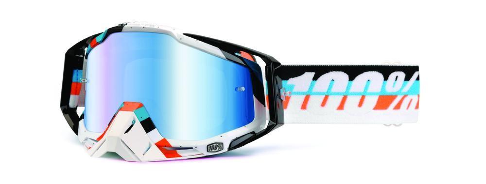 Goggles 100% Rc Max Martini Mir Blue