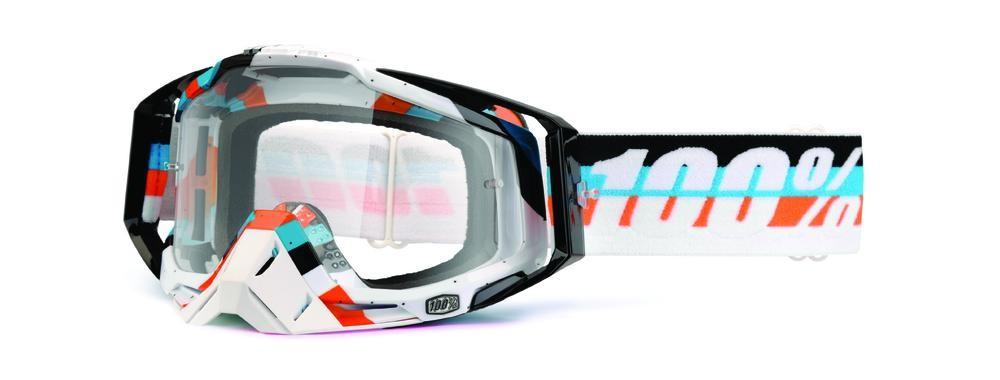 Goggles 100% Rc Max Martini Clear