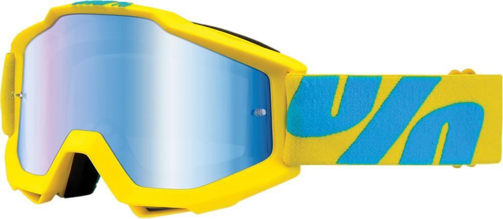 Goggles 100% Acc Fiji Mir Bl
