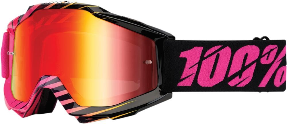 Goggles 100% Acc Canvrel Mir Rd