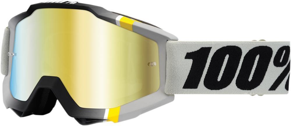 Goggles 100% Ac Pr Crstl Mir Gl