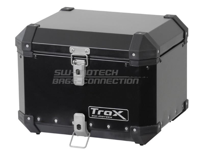 TraX centrinė 38 l talpos dėžė, juoda