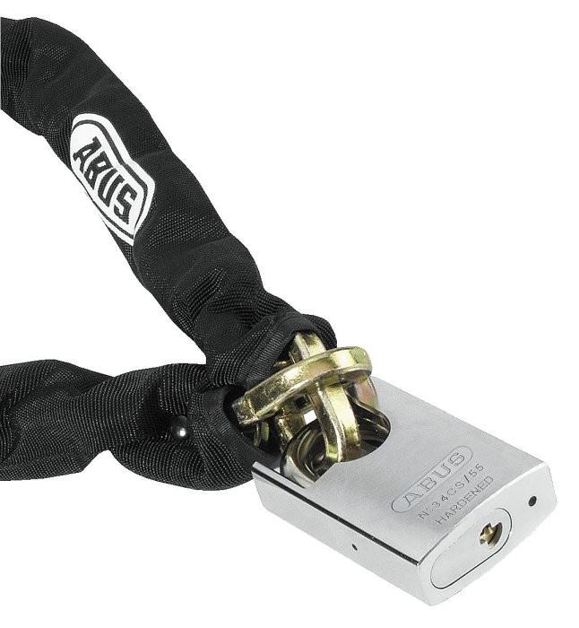 Motorcycle lock Abus Platinum 34CS/55 + 10KS
