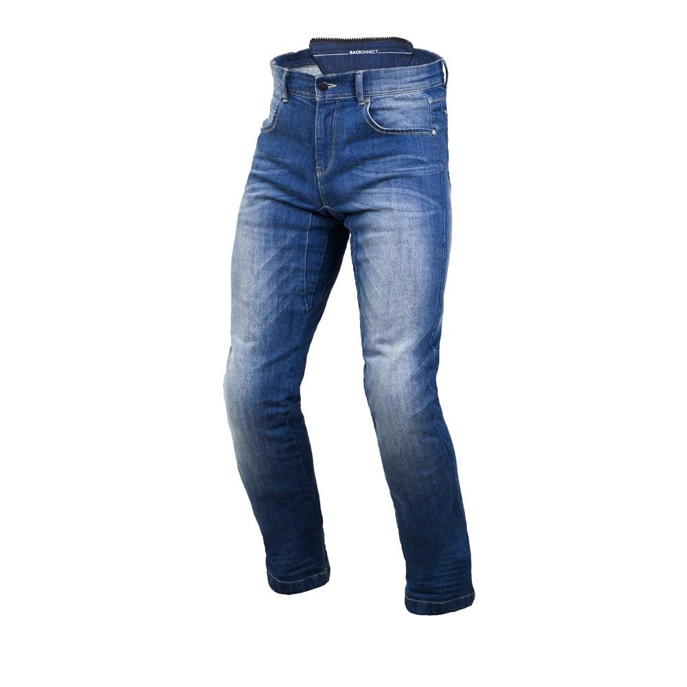 Tekstilinės vasarinės kelnės MACNA Boxer Covec (Blue)