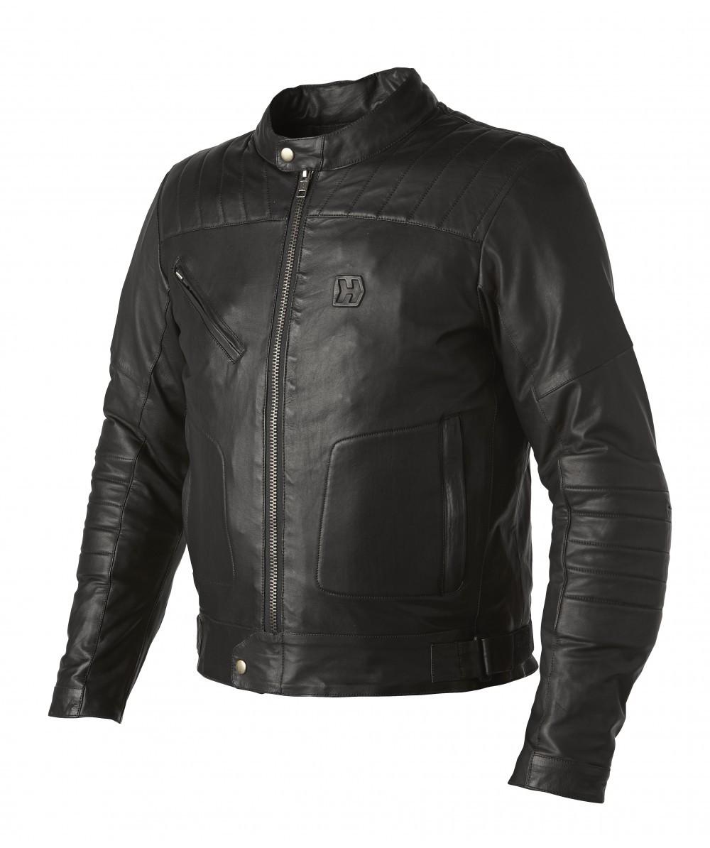 HEVIK Garage leather jacket