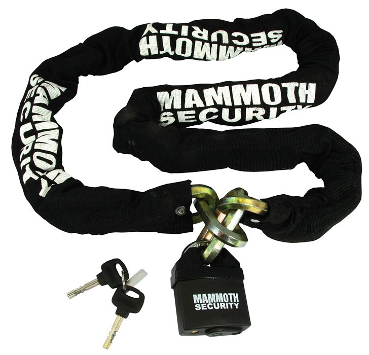 Motorcycle lock Mammoth