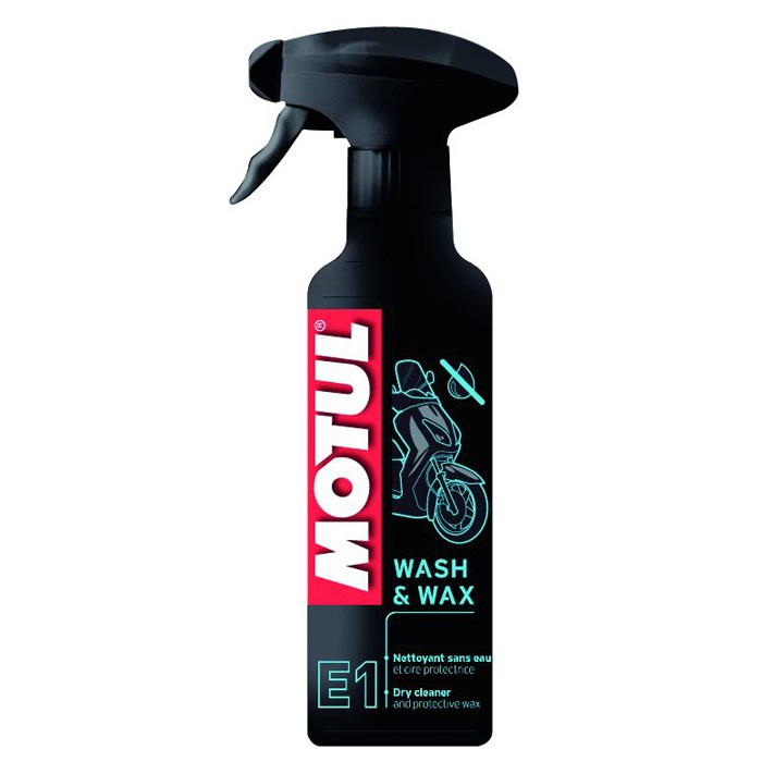 MOTUL Wash & Wax E1 400ml