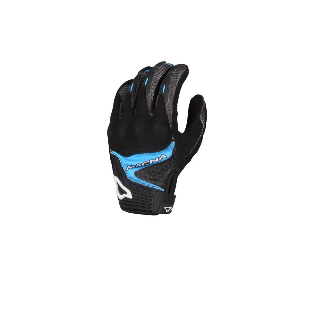 Pirštinės MACNA Octar (Black/Blue)