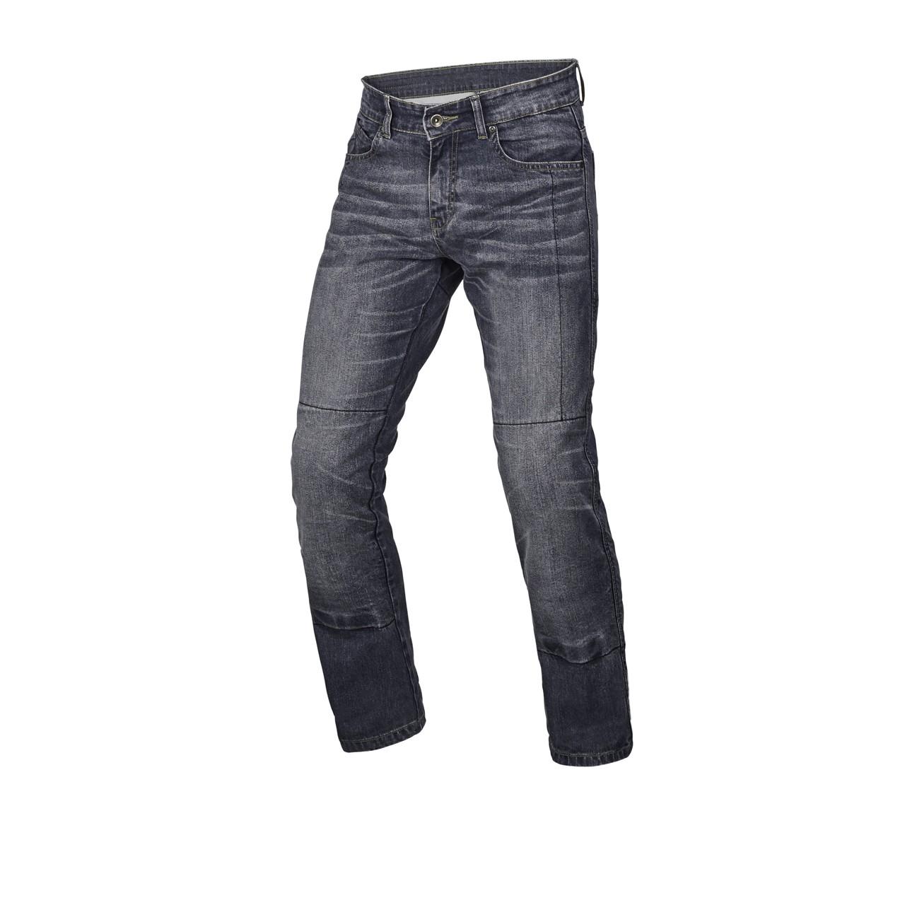 Tekstilinės vasarinės kelnės MACNA Revelin (Dark grey)