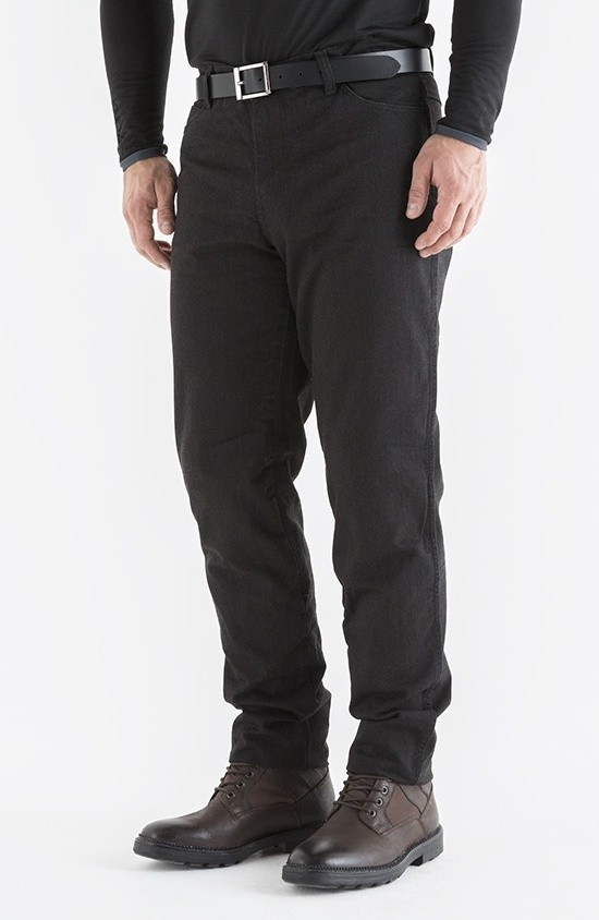Richmond Motorcycle Jeans for Men - Black