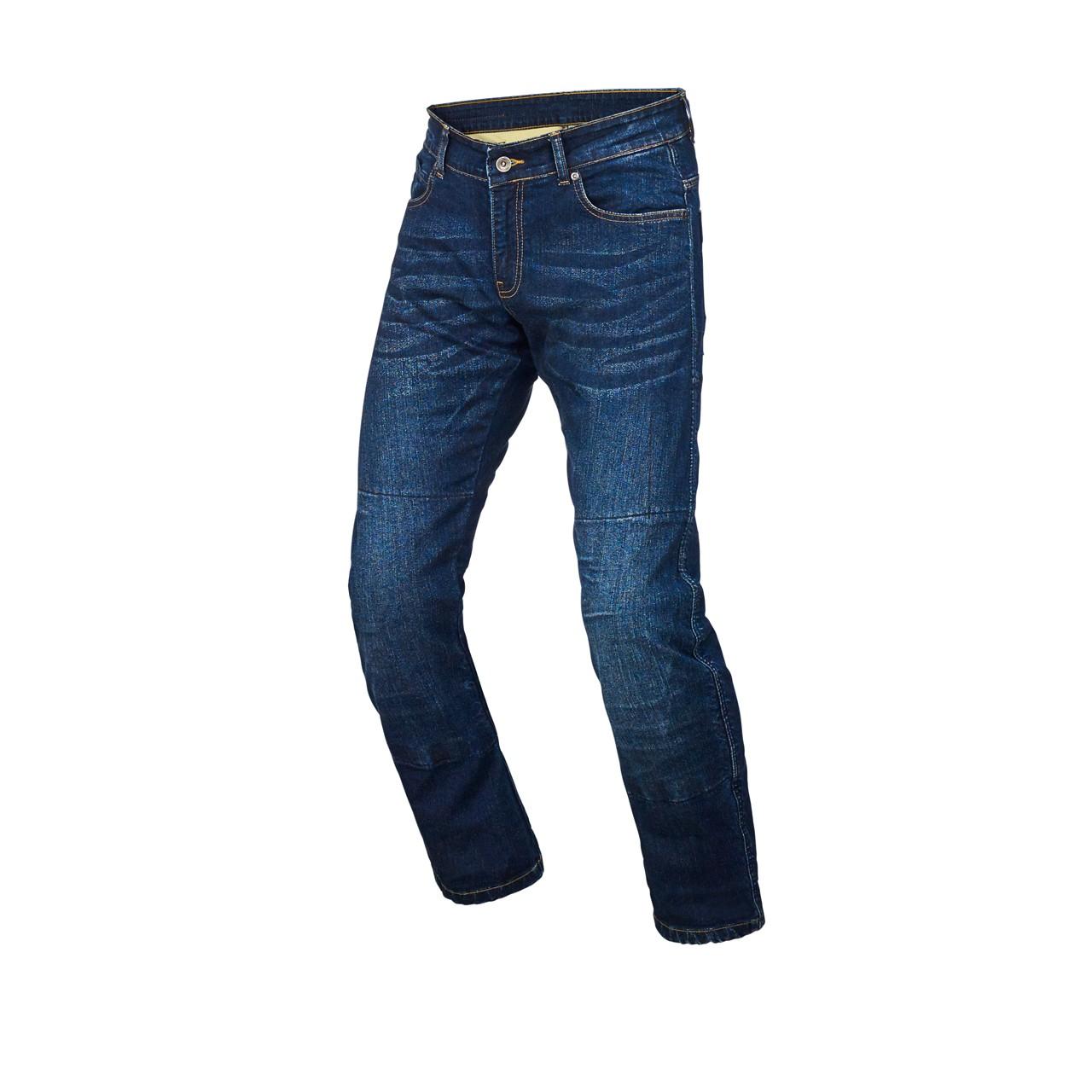 Tekstilinės vasarinės kelnės MACNA Squad (Dark Blue)