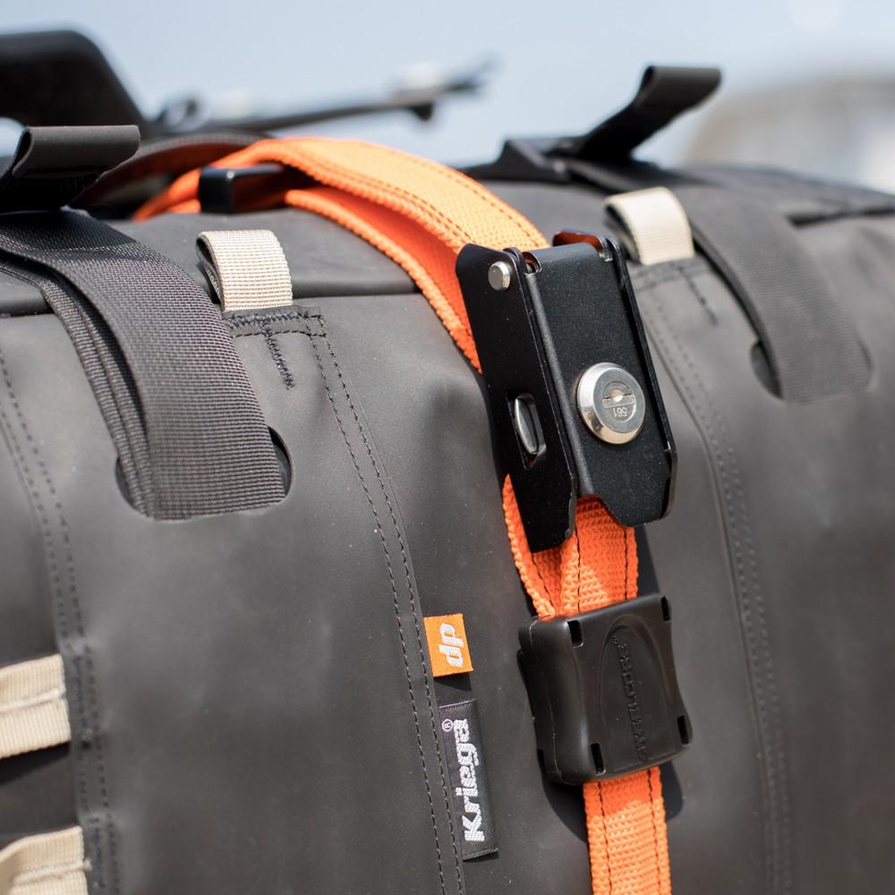 Kriega STEELCORE Security Strap - Orange