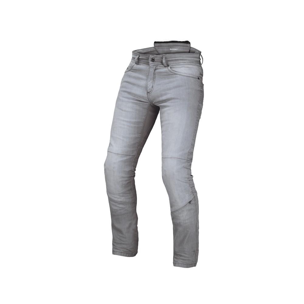 Tekstilinės vasarinės kelnės MACNA Stone (Grey)