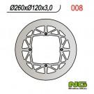 Brake disk NG-008