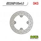 Brake disk NG-043