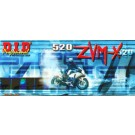 Motorcycle chain DID 520 ZVM-X (X-Ring)