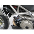 LSL crash pad mounting kit Aprilia Dorsoduro 08-