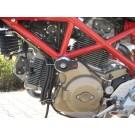 LSL crash pad mounting kit Ducati Hypermotard (all)