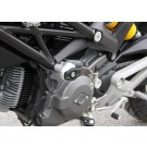 LSL crash pad mounting kit Ducati Monster 1100 09-