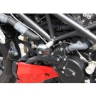 LSL crash pad mounting kit Ducati Streetfighter 1098 09-