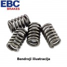 Clutch spring kit (4pcs per set) EBC-CSK174