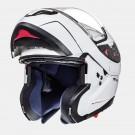Helmet MT ATOM Solid Gloss White