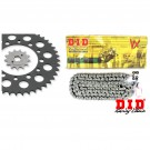 Chain set BOMBARDIER DS650 2004-2005
