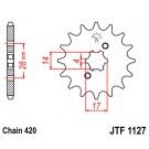 Front sprocket JT (JTF 1127-12)