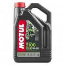Technosynthese® lubricant MOTUL 5100 Ester 10W-40 4L