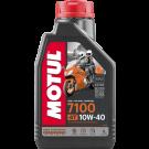 100% synthetic oil MOTUL 7100 Ester 10W-40 1L
