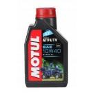 Mineral oil MOTUL ATV-UTV 4T 10W40 1L