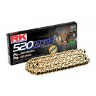 Motocross chain RK 520 MXU GB (UW-Ring)