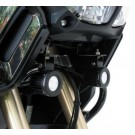 R&G Denali D2 dual-intensity lights, complete kit