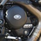 R&G Engine Case Cover Kit (2pc) for Ducati Diavel