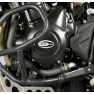 R&G Engine Case Cover Kit (2pc) for Triumph Tiger 800