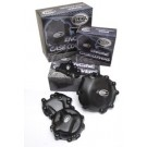 R&G Engine Case Cover Kit (2pc) for Ducati 848 Streetfighter