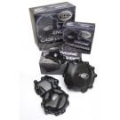 R&G Engine Case Cover Kit (2pc) For Kawasaki  Ninja 300 / 250 '13- and Z250