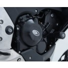 R&G Engine Case Cover Kit (2pc) For Honda CBR500R '13-, Honda CB500F '13- and CB500X '13-