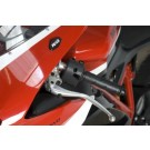 R&G Mirror Blanking Plates for Ducati 848,1098 and 1198