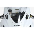R&G Mirror Blanking Plates for Suzuki GSX-R600/750 ('06-'10)