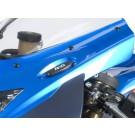 R&G Mirror Blanking Plates for Suzuki GSXR600 GSXR750 L1/L2