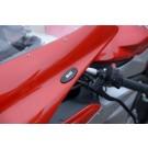 R&G Mirror Blanking Plates for MV Agusta F3 675 ('12-) / F3 800 ('13-) / F4 ('10-)