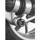 R&G Swingarm Protectors for Kawasaki GTR1400 '07-