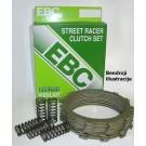 Street Racer Kevlar Clutch plate set EBC-SRC011