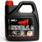 VROOAM VR50 4T synthetic engine oil 10W-40 4L
