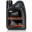 Vrooam American V-Twin Premium Mineral Motorcycle Engine Oil 20W-50 1L